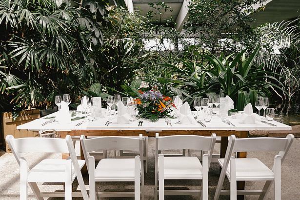 Hochzeitslocation Biosphäre Potsdam
