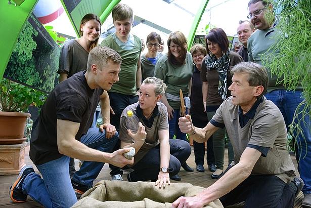 Teambuilding, Incentive in Potsdam, planen einer Betriebsfeier