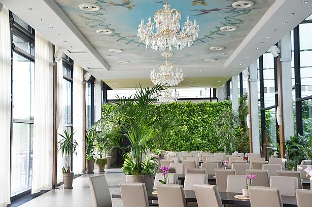 Hochzeitslocation Restaurant Urwaldblick
